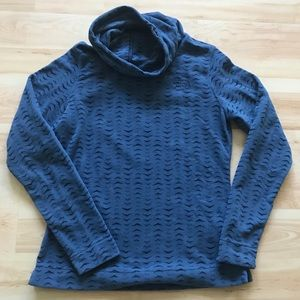 North Face funnel neck fleece Size Small